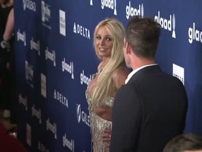 Spears celebrated at GLAAD Media Awards