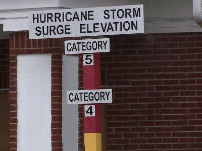 Hurricane Prompts Evacuations in Coastal Georgia