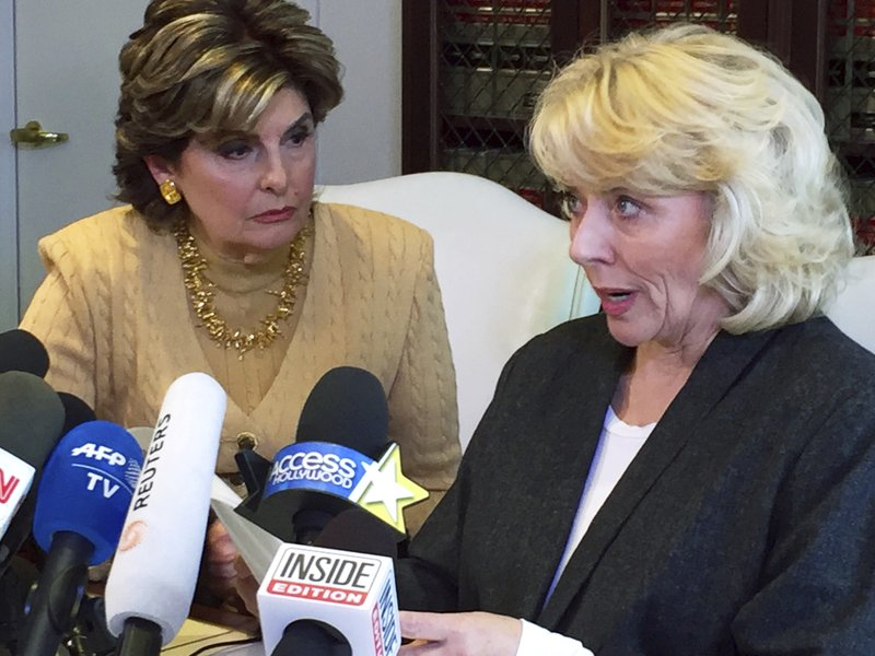 Heather Kerr,Gloria Allred