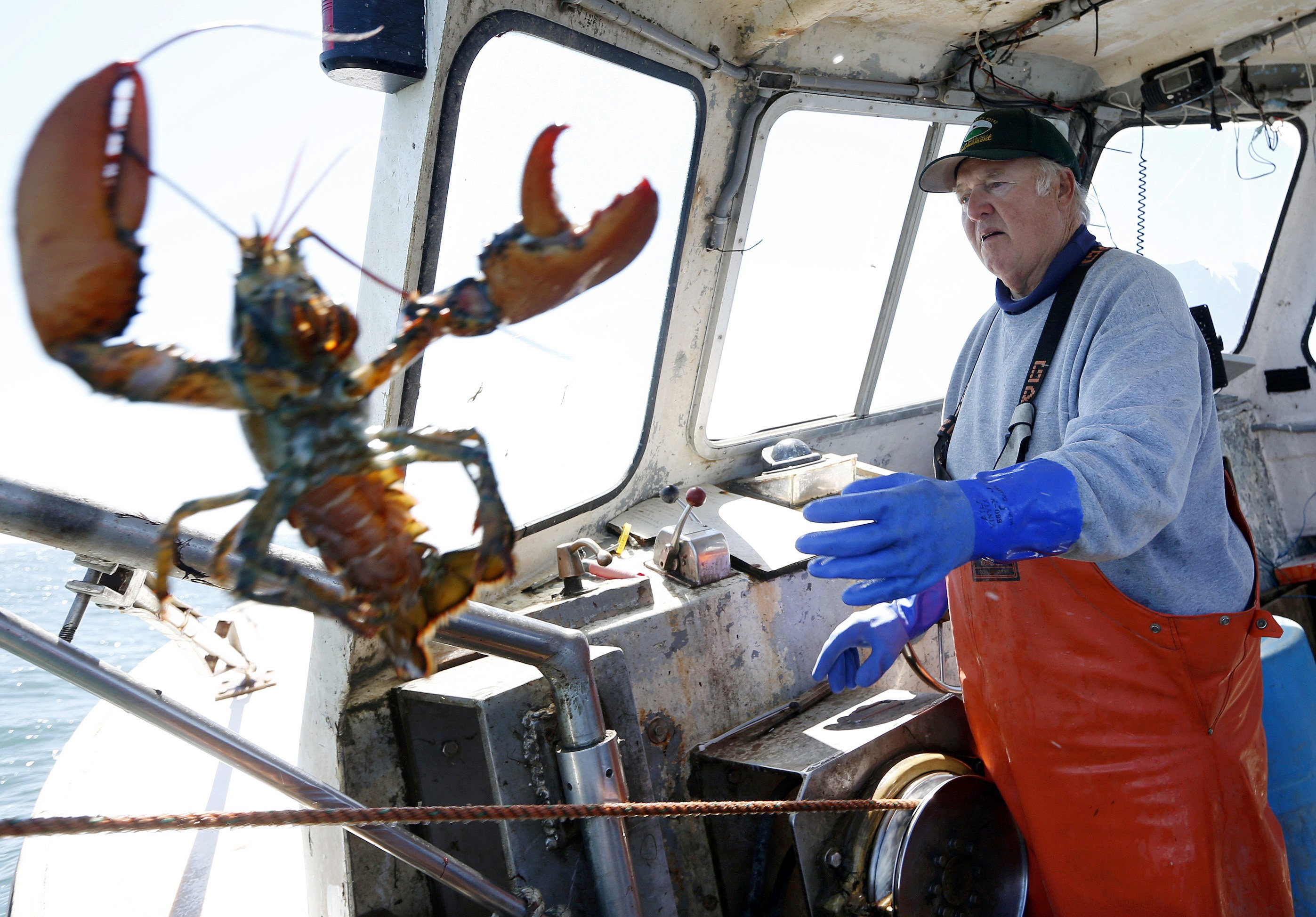 No new rules for declining southern New England lobstering