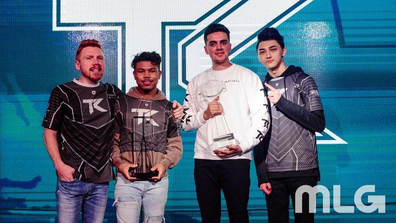 Team Kaliber Capture CWL Pro League Stage 2 Championship