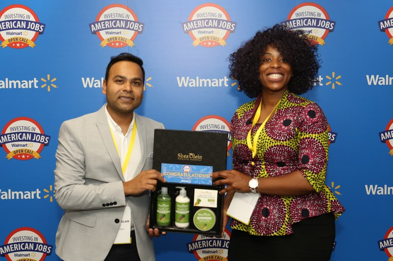 American Entrepreneurship on Full Display at Walmart's 5th Annual Open Call for U.S. Manufacturing