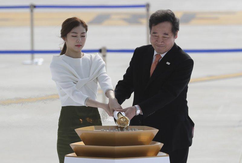 Lee Nak-yon, Yuna Kim