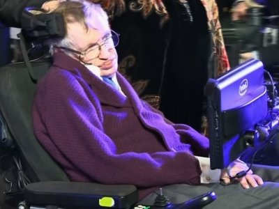 Physicist Stephen Hawking Dies At Age 76