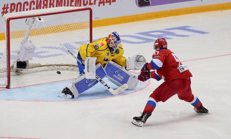 Nikita Gusev, Viktor Fasth