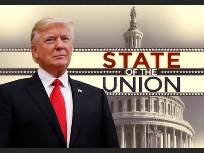 Trump Looks to Reset With 1st State of the Union