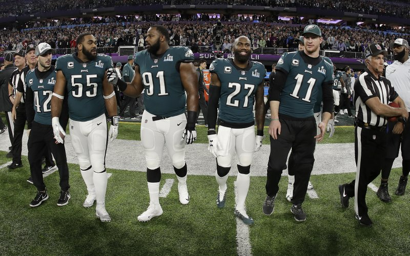 7f75fc86335 Eagles have tough task trying to repeat in NFC East and NFL