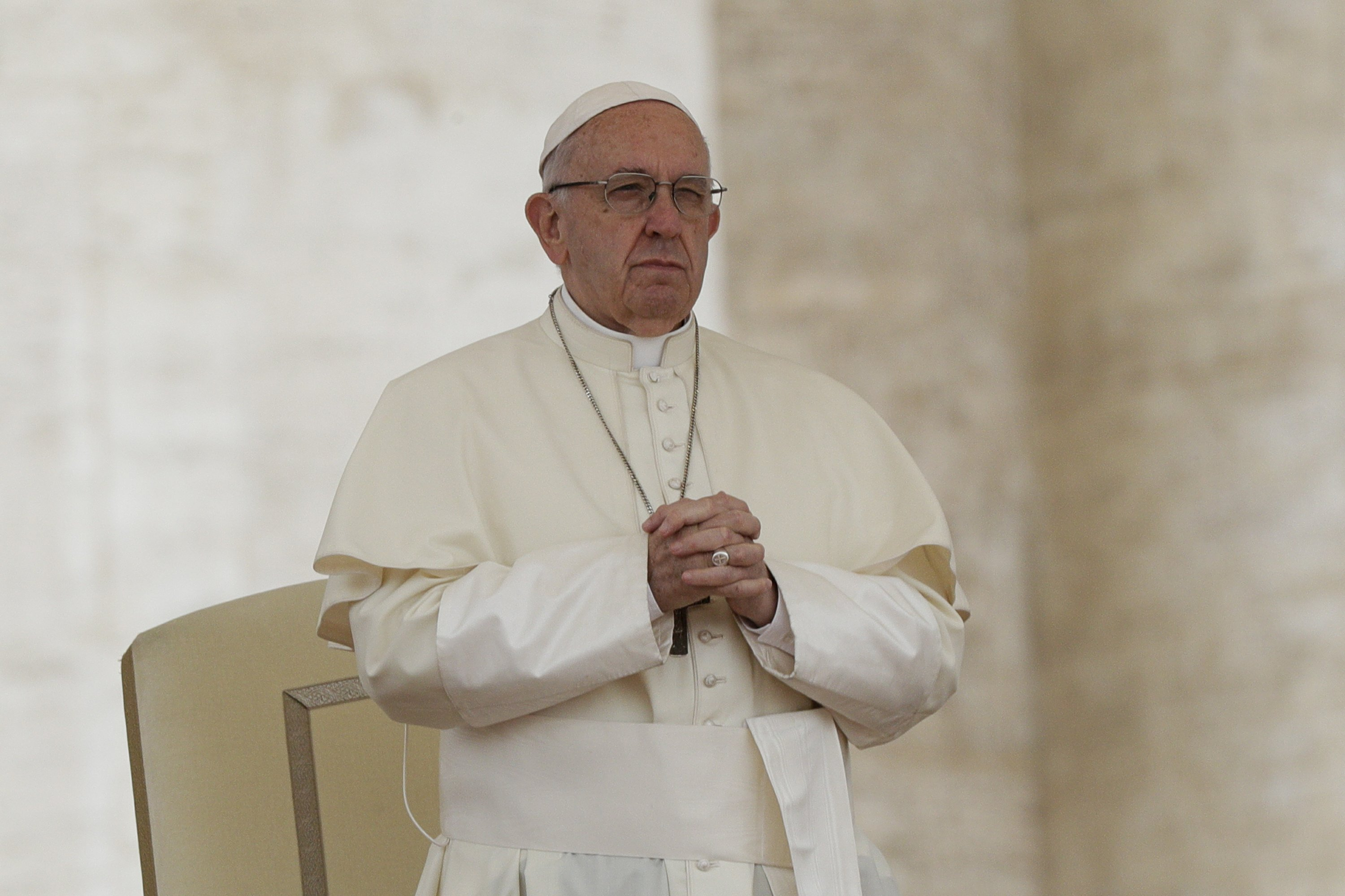 """Pope to Chile abuse victims: """"I was part of the problem"""""""