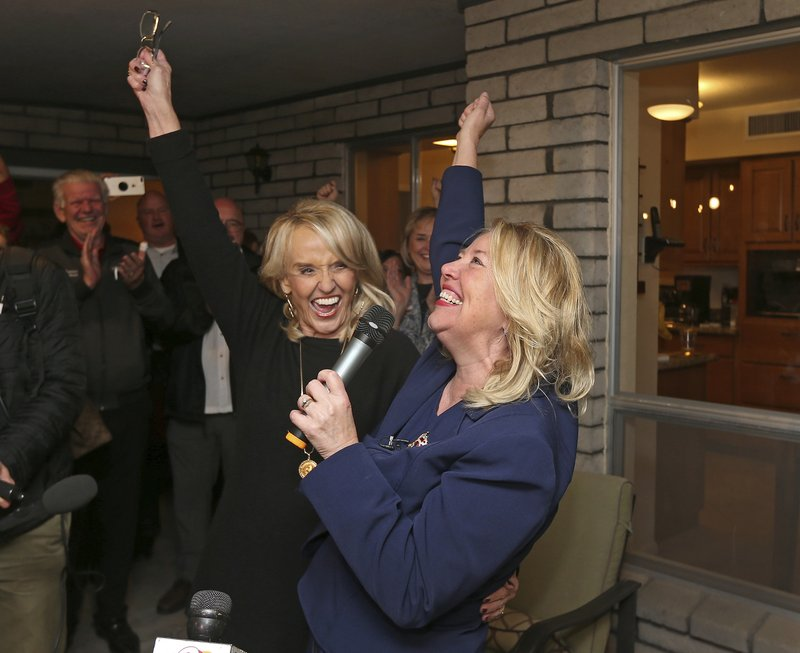 Debbie Lesko, Jan Brewer