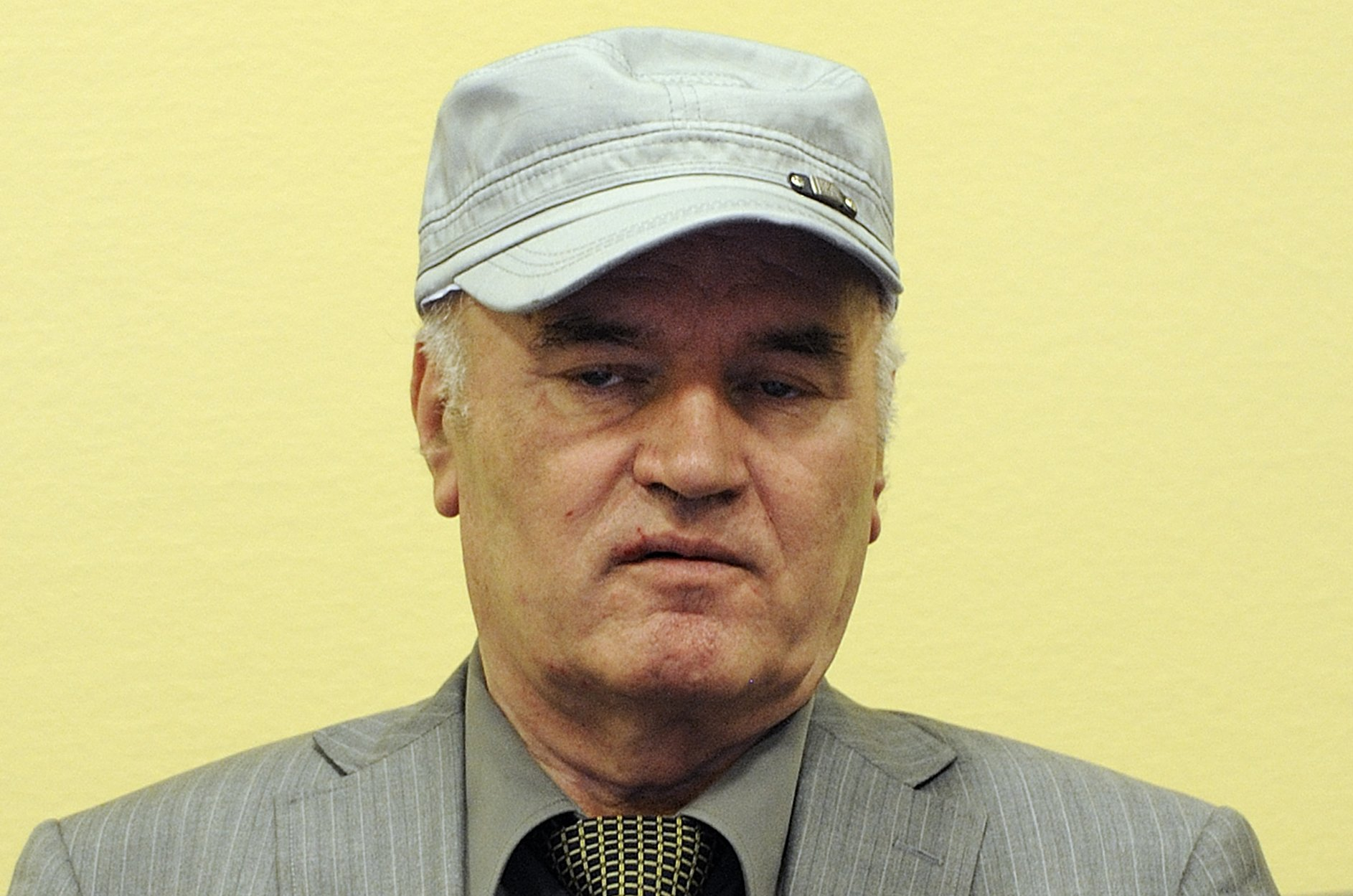 UN prosecutors: Mladic 'called the shots' in Bosnian war