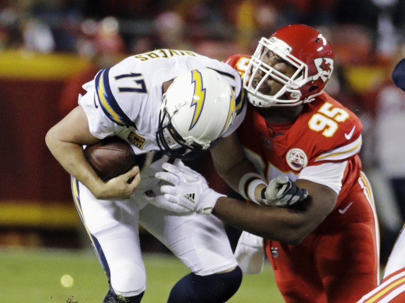 Chris Jones, Philip Rivers