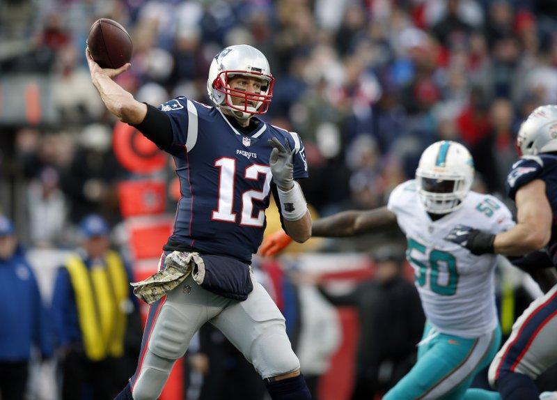 Tom Brady, Andre Branch