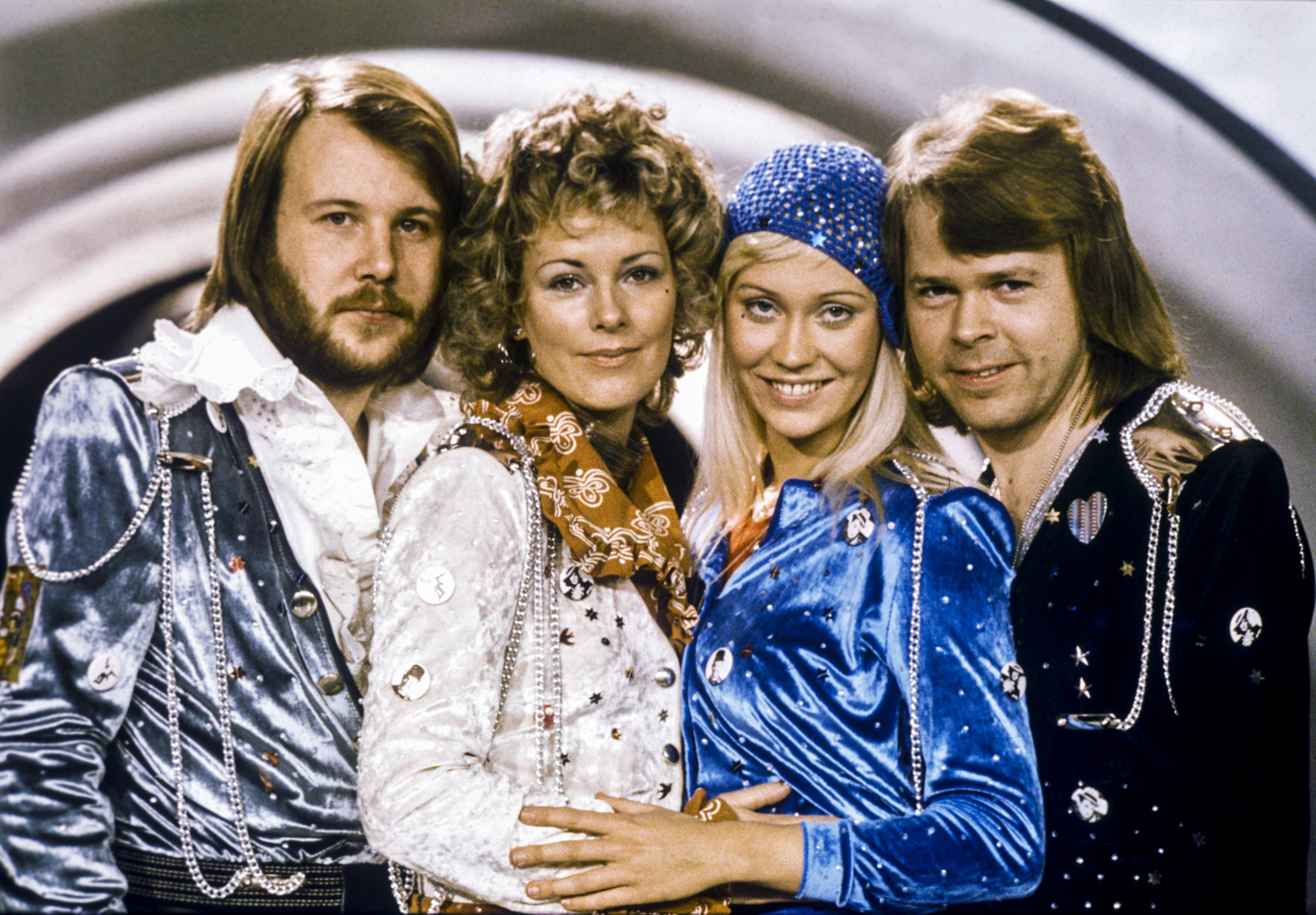 Here we go again: ABBA records first new songs in 35 years