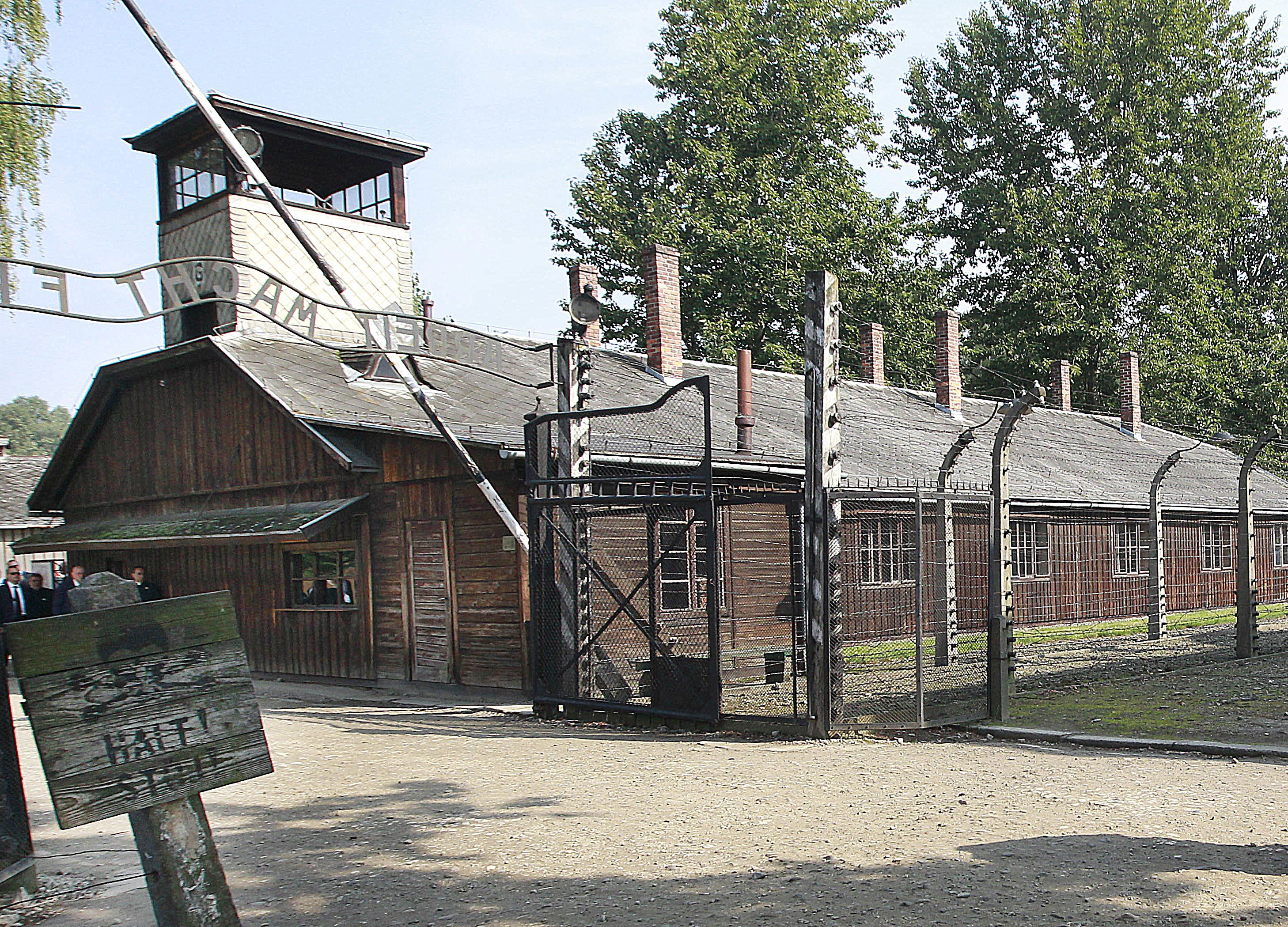 Amid US racial divisions, Auschwitz memorial issues warning