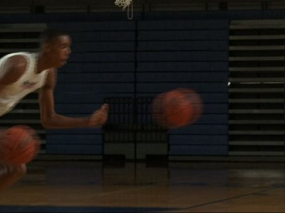 Sky's The Limit For 13 Year-Old Hoops Phenom