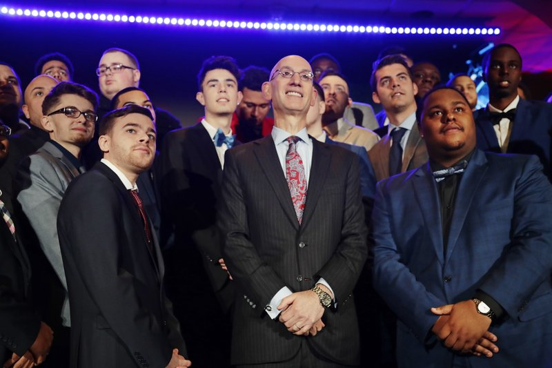 f28917ff69f Game on! NBA makes esports entry with NBA 2K League debut