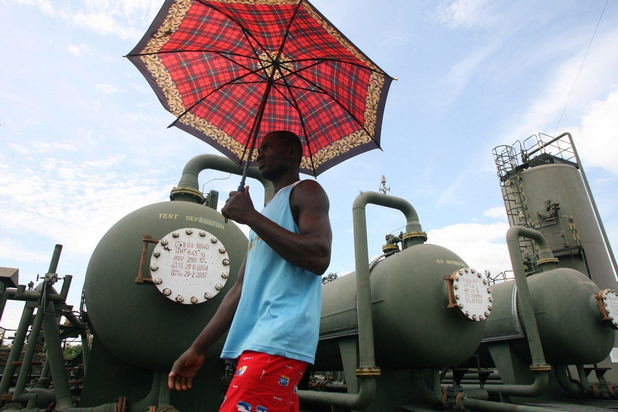 APNewsBreak: Nigeria sues over $12B in 'illegal' oil exports