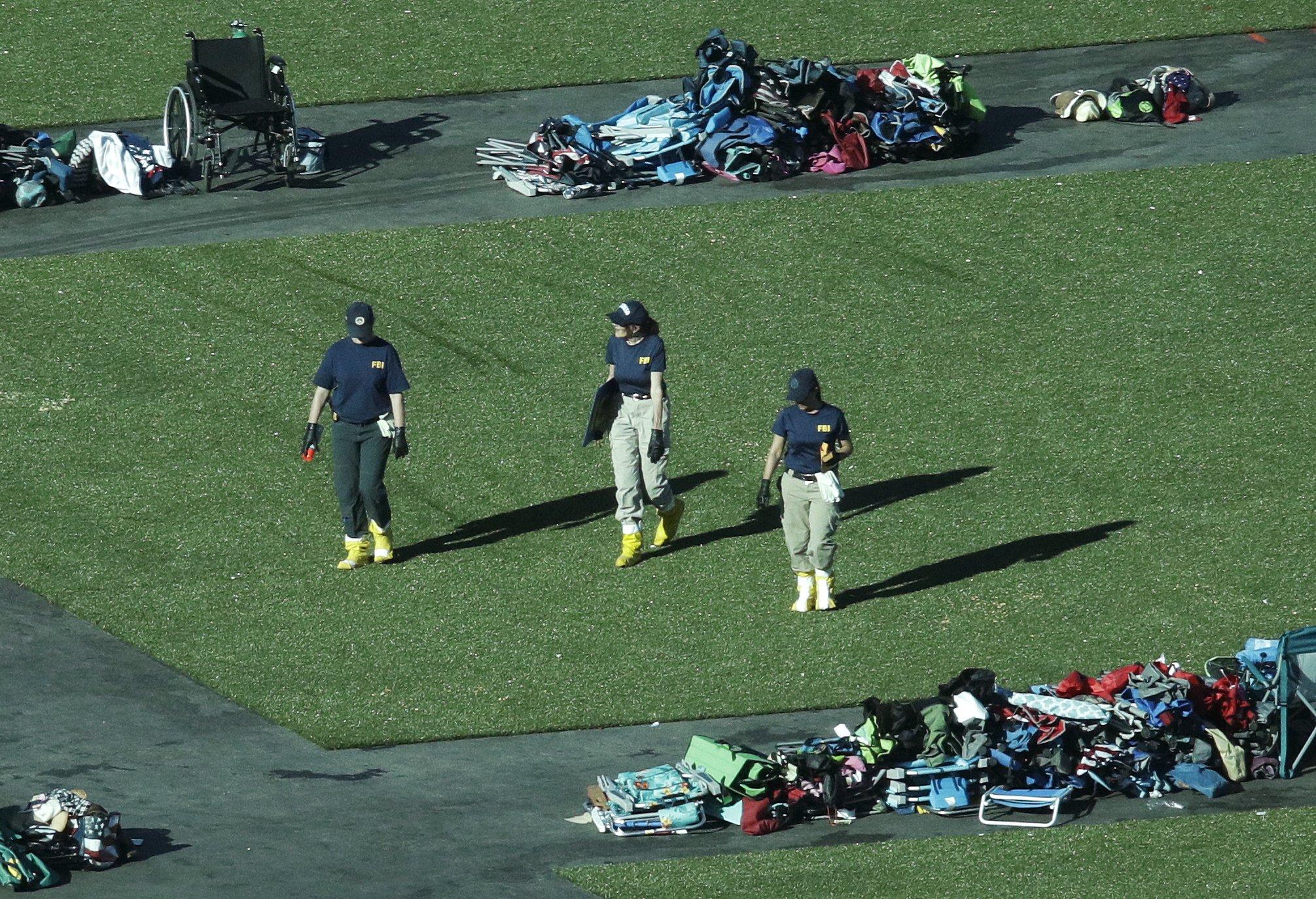 Stymied police seek help in uncovering Vegas gunman's motive