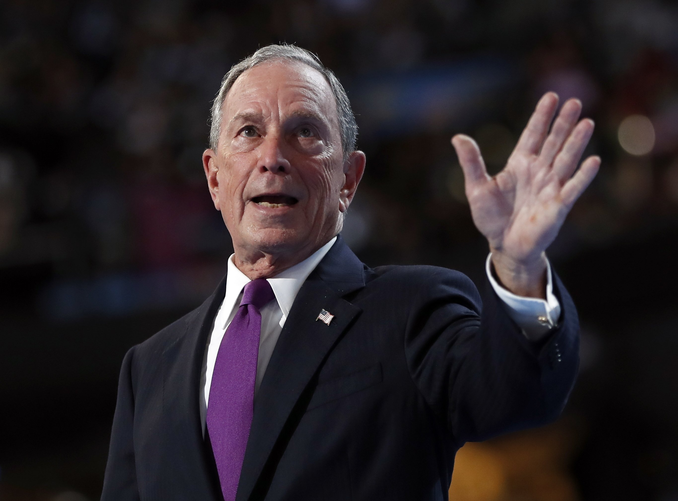 Trump, Bloomberg escalate New York billionaire brawl
