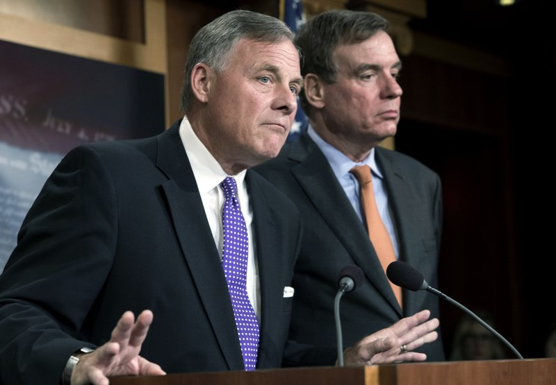 Richard Burr, Mark Warner