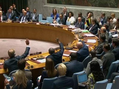 UN Security Council Adopts New NKorea Sanctions