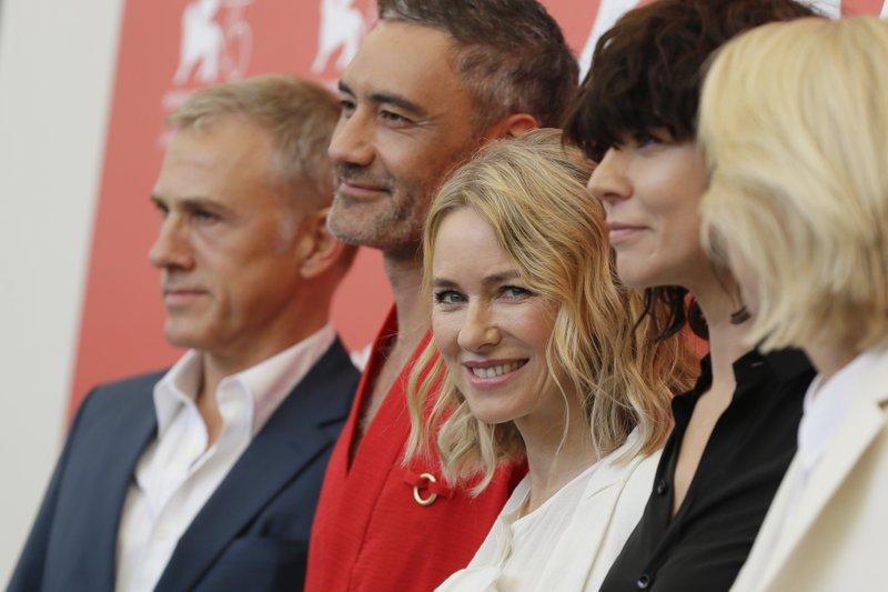 Naomi Watts, Malgorzata Szumowska, Christoph Waltz, Taika Waititi