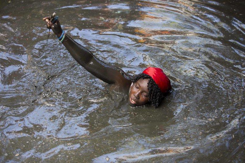 AP PHOTOS: Voodoo festival transforms Haitian village