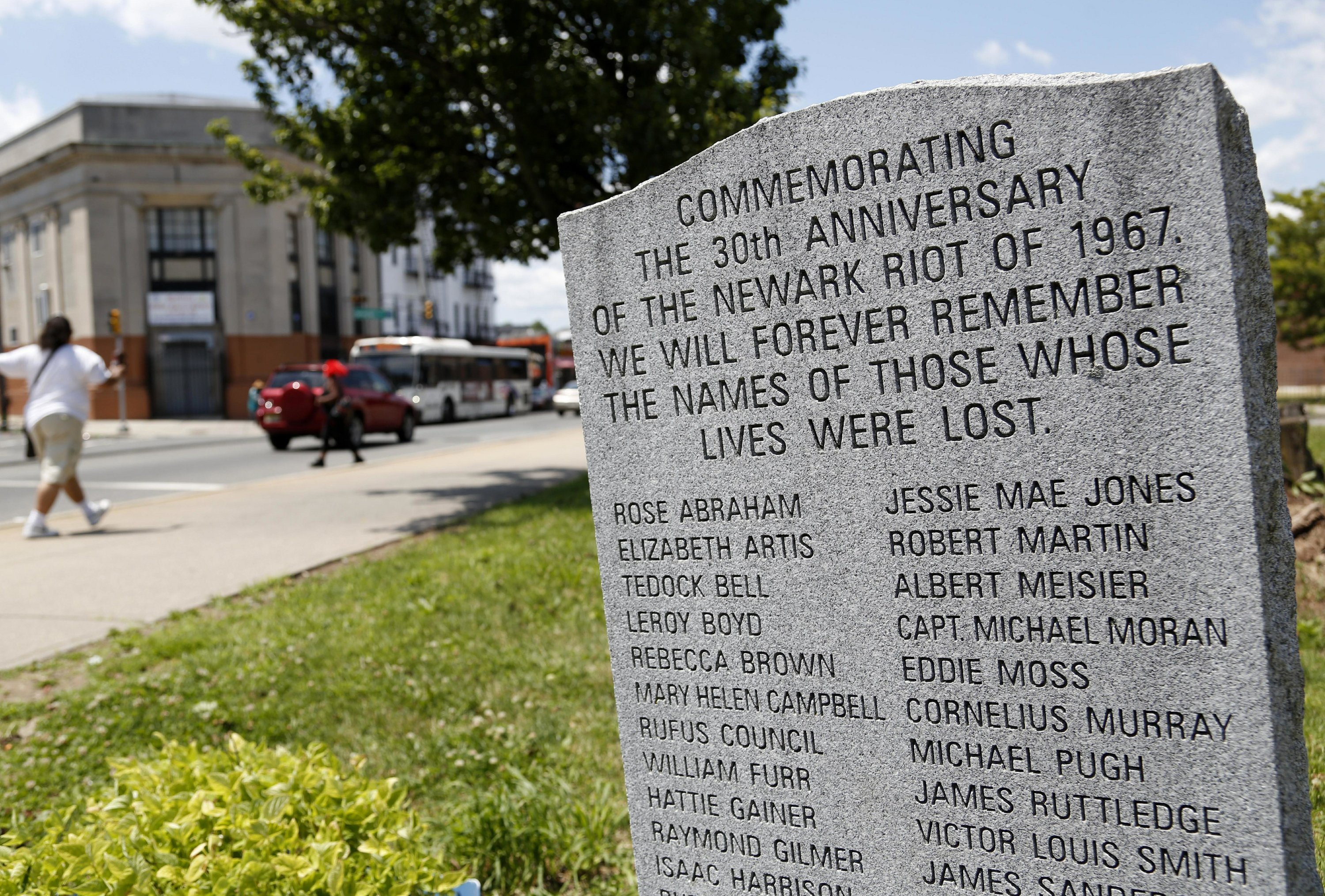Newark riots recall era echoed by Black Lives Matter