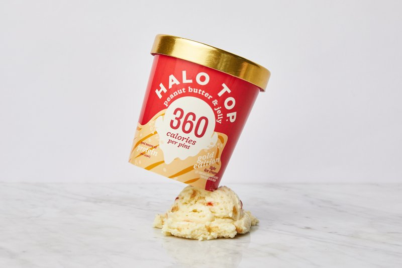 Halo Top Creamery Celebrates National Ice Cream Day by Giving 1,000 Fans Exclusive Early Access to Taste Its Newest Flavor - Peanut Butter & Jelly - Completely FREE