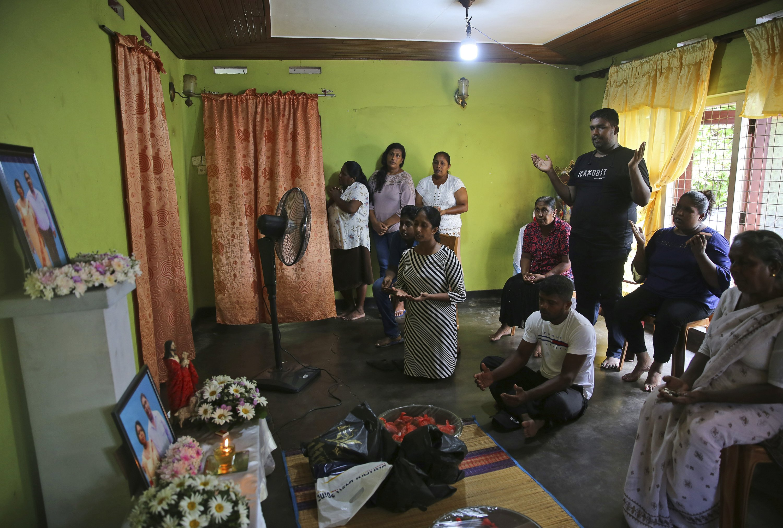 Church wants more vigorous crackdown on Sri Lankan Islamists