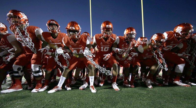 Houston players