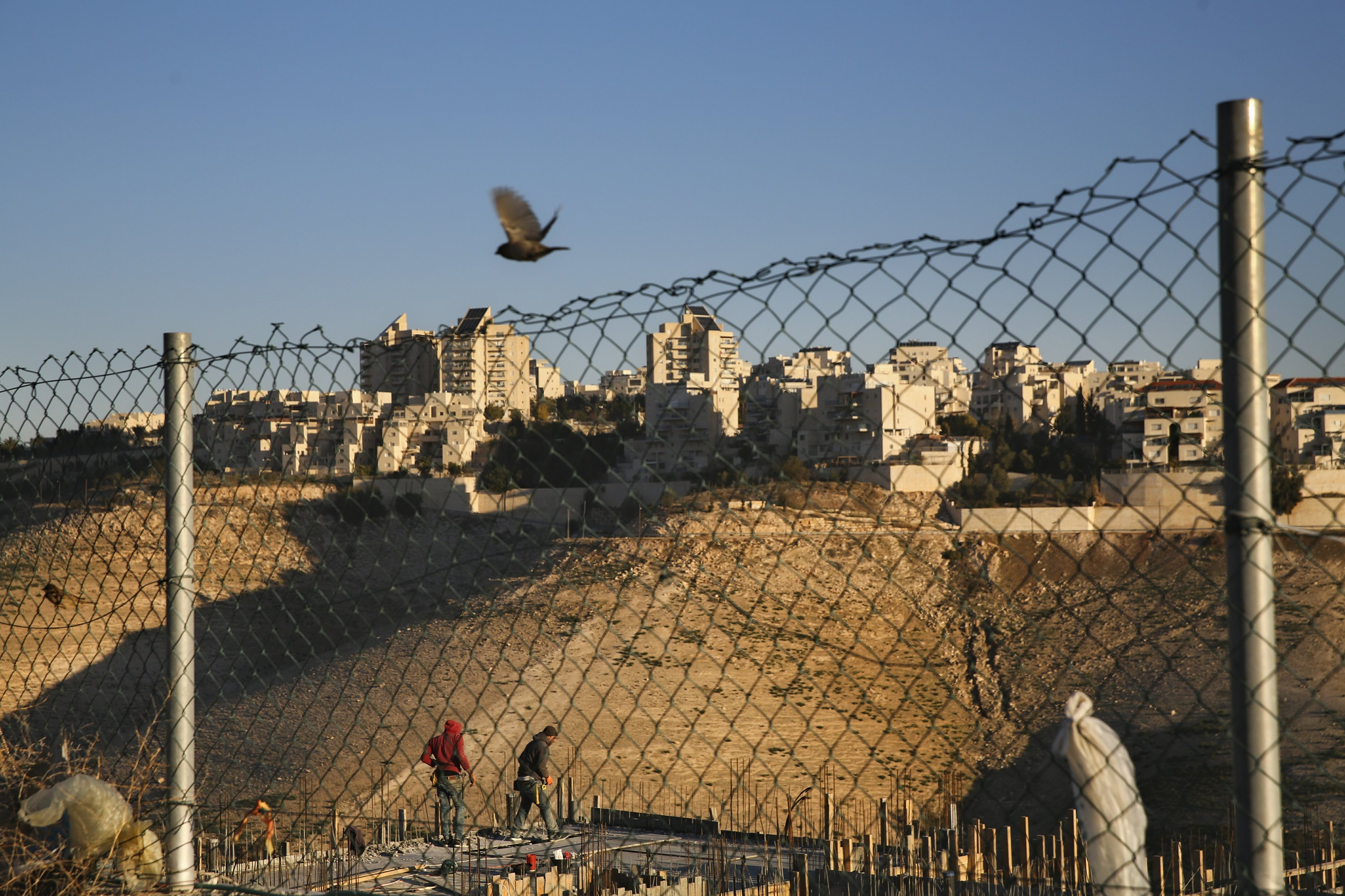 Israeli allies condemn settlement law as lawsuits loom