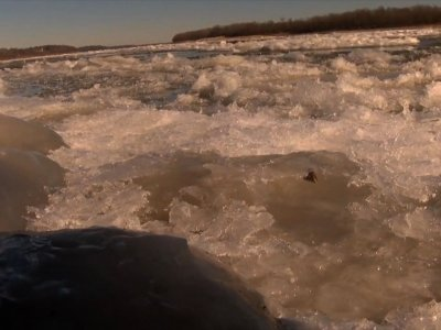 Raw: Extreme Cold Temperatures In Much of U.S.