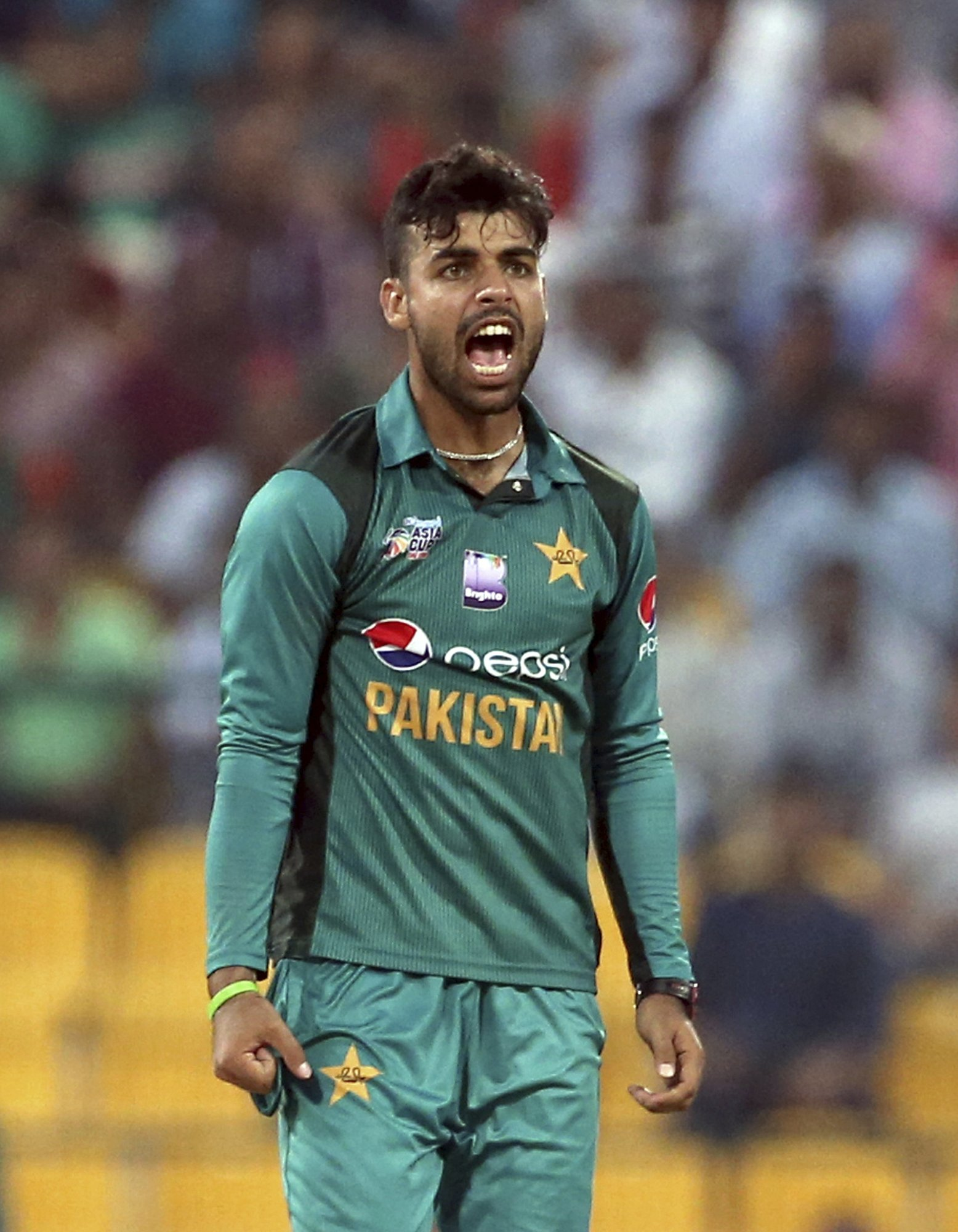 Shadab Khan ruled out of series against England with illness
