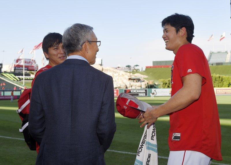 Kazuyuki Shirai, Shohei Ohtani