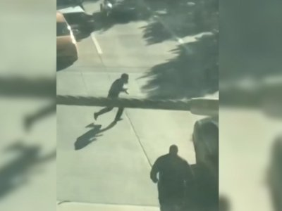 NYC Attack Suspect Captured on Video