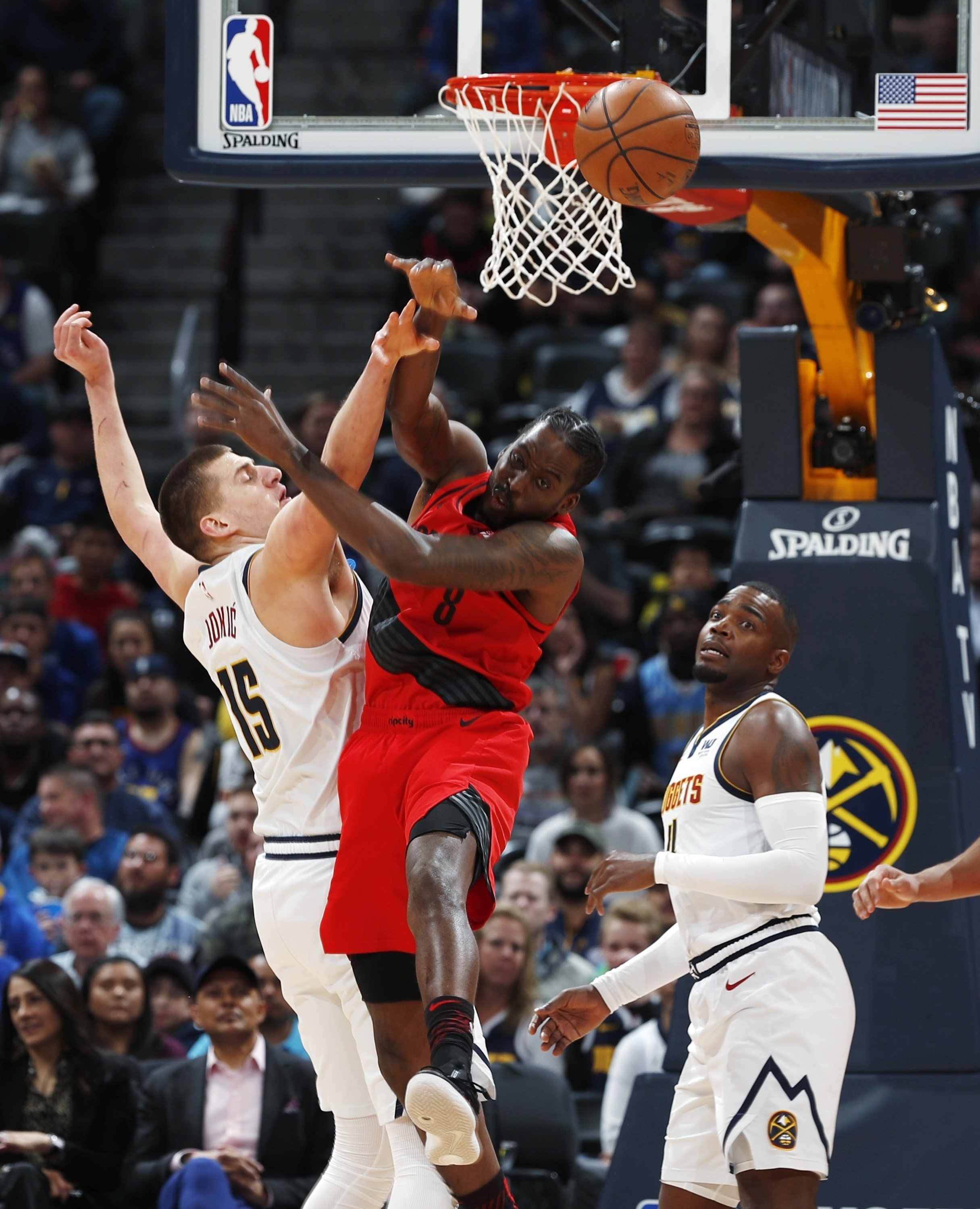Denver School Shooting May 2019: McCollum Leads Blazers Past Cold Nuggets, 97-90