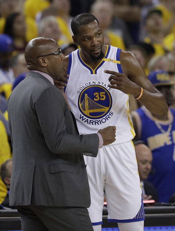Mike Brown, Kevin Durant
