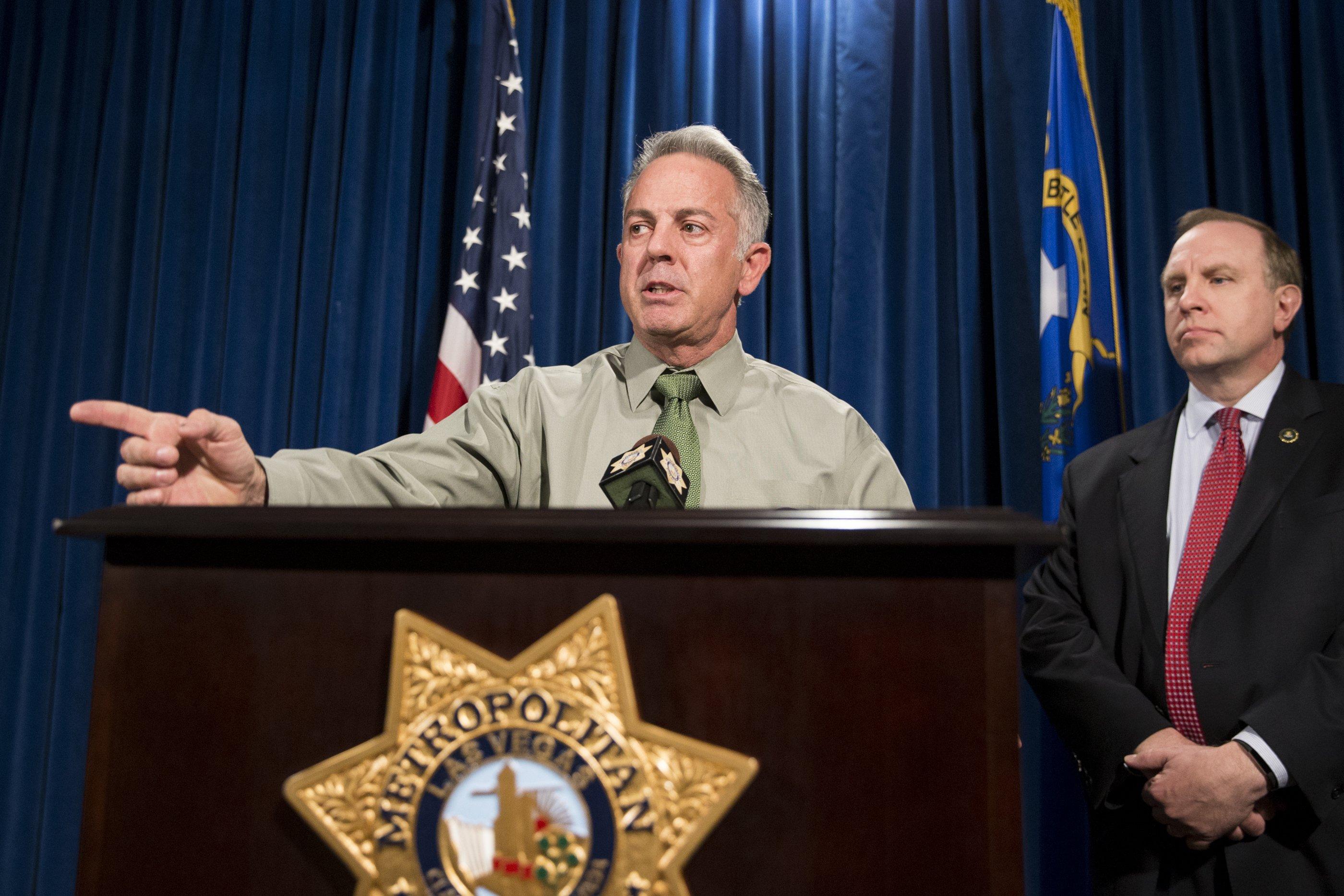Hotel worker warned of shooter before Las Vegas massacre