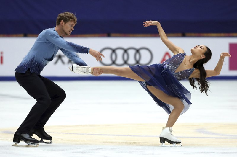Evan Bates, Madison Chock