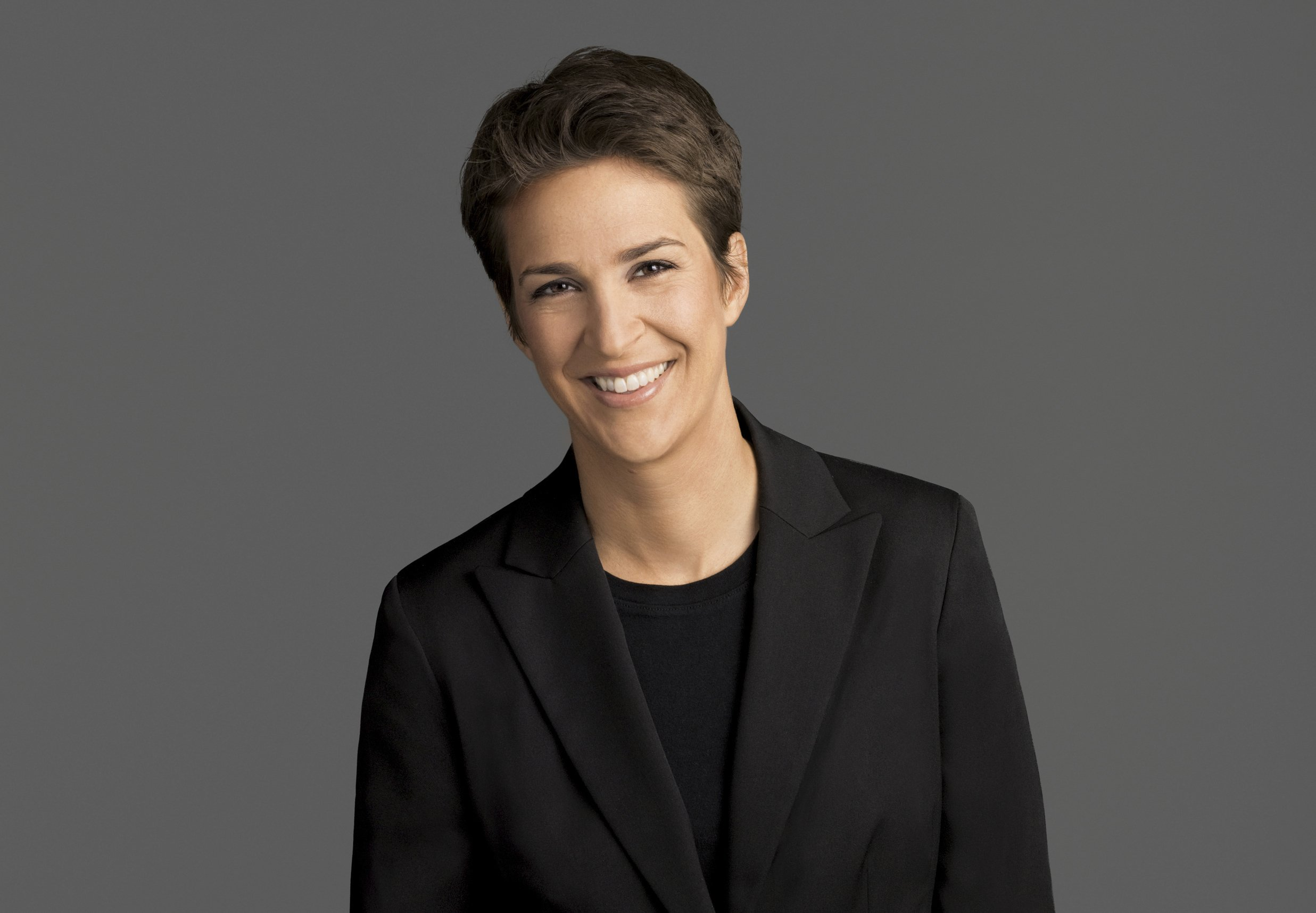 Despite criticism, Maddow gets biggest audience
