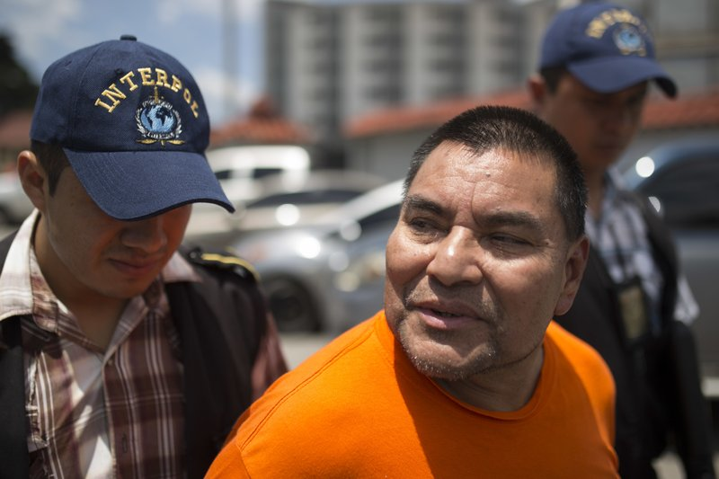 US deports former Guatemalan soldier wanted in 1982 massacre