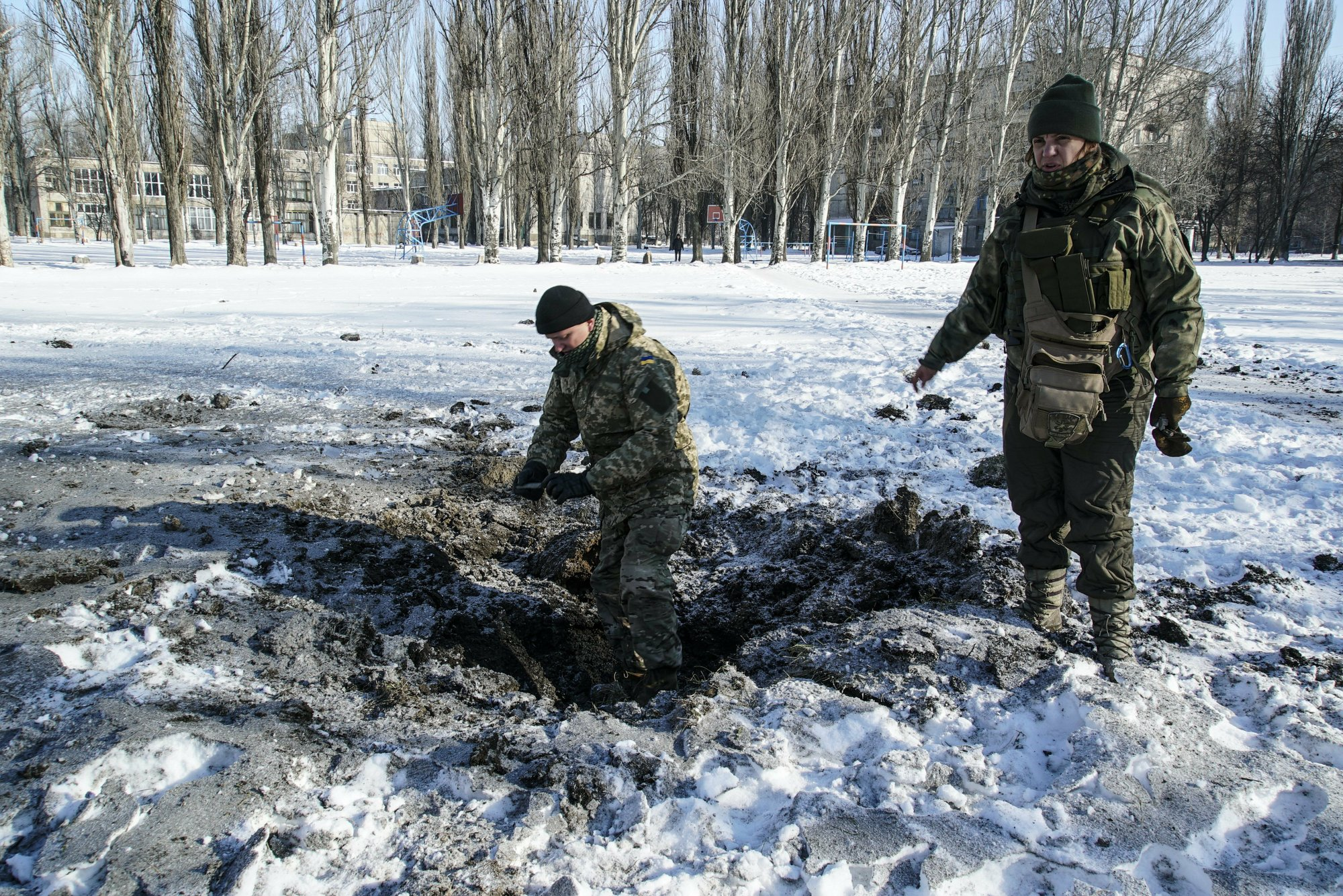 Deaths mount daily as renewed fighting hits eastern Ukraine