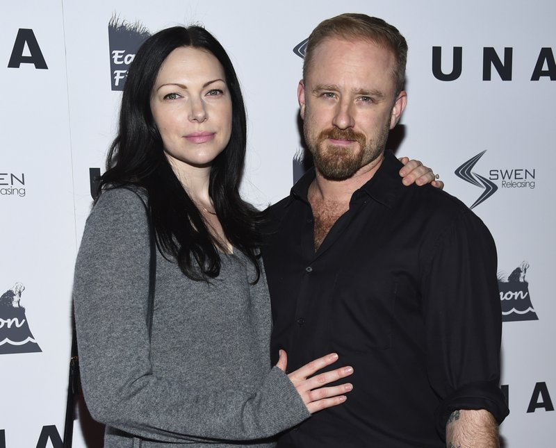 Laura Prepon And Ben Foster Have Tied The Knot