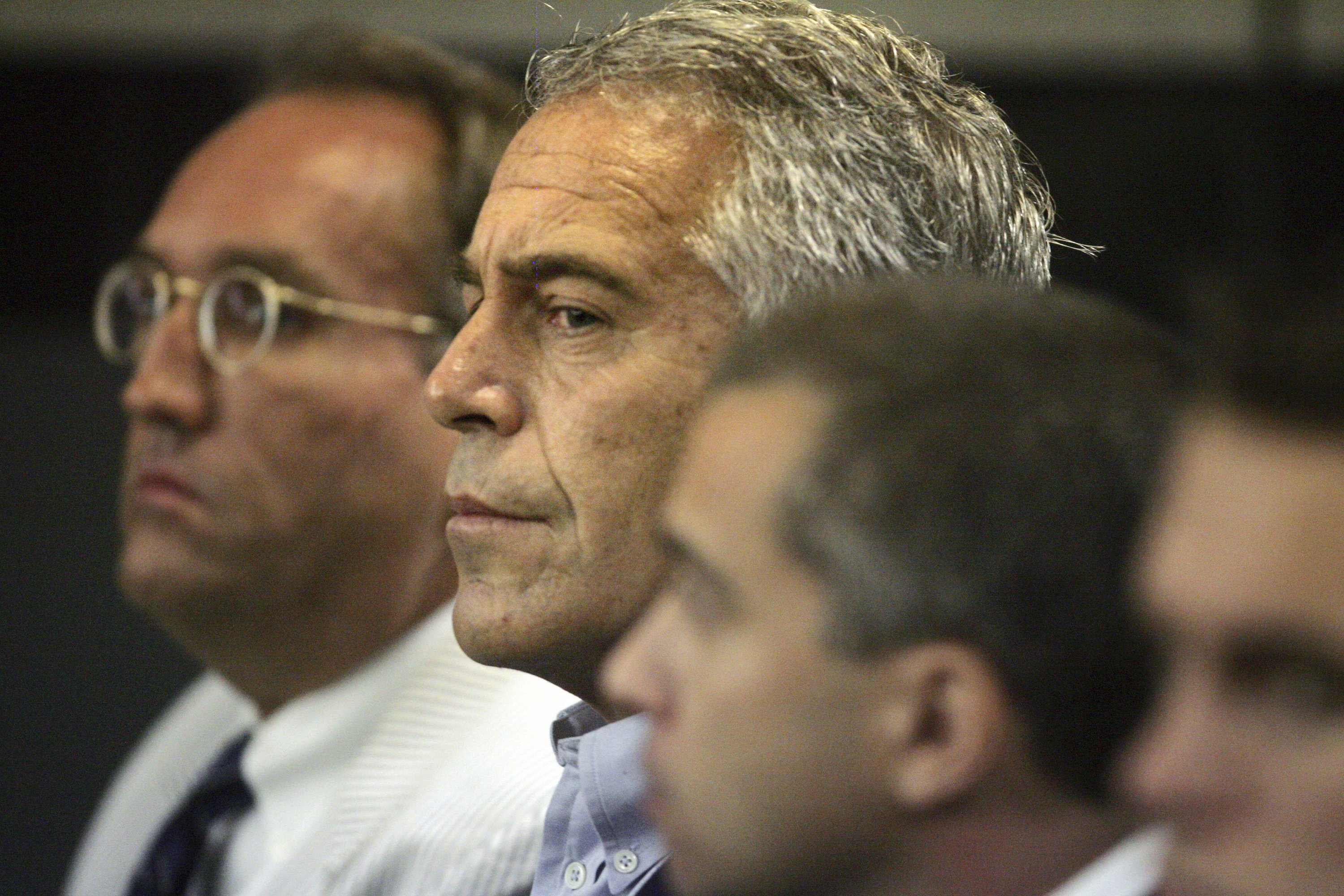 Judge: US violated victim rights in Epstein sex abuse case