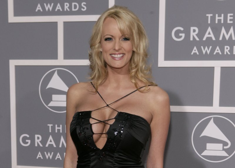 TRUMP ATTY DEMANDS 20M FROM STORMY