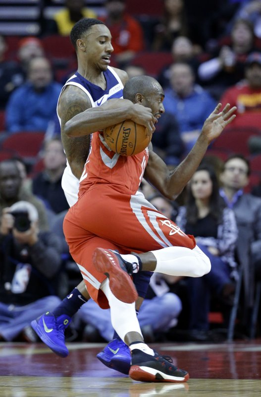 Jeff Teague, Luc Mbah a Moute