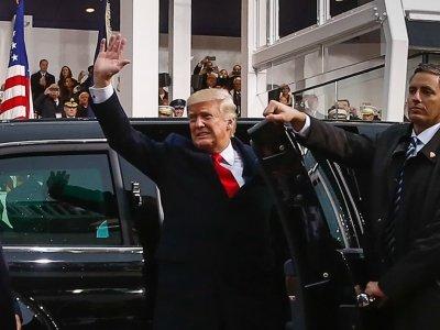 100 Days in Photos: Donald Trump's Presidency