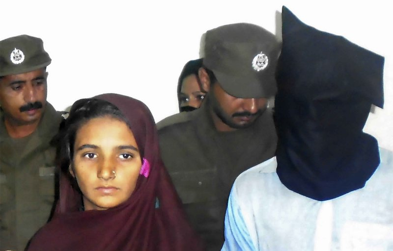 Aasia Bibi, Shahid Lashari