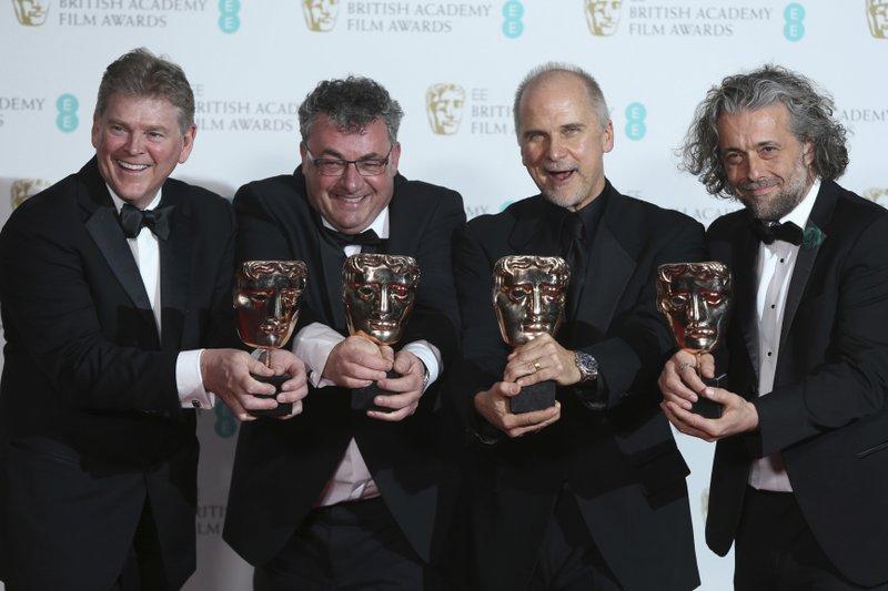 Richard R Hoover, Gerd Nefzer, John Nelson, Paul Lambert